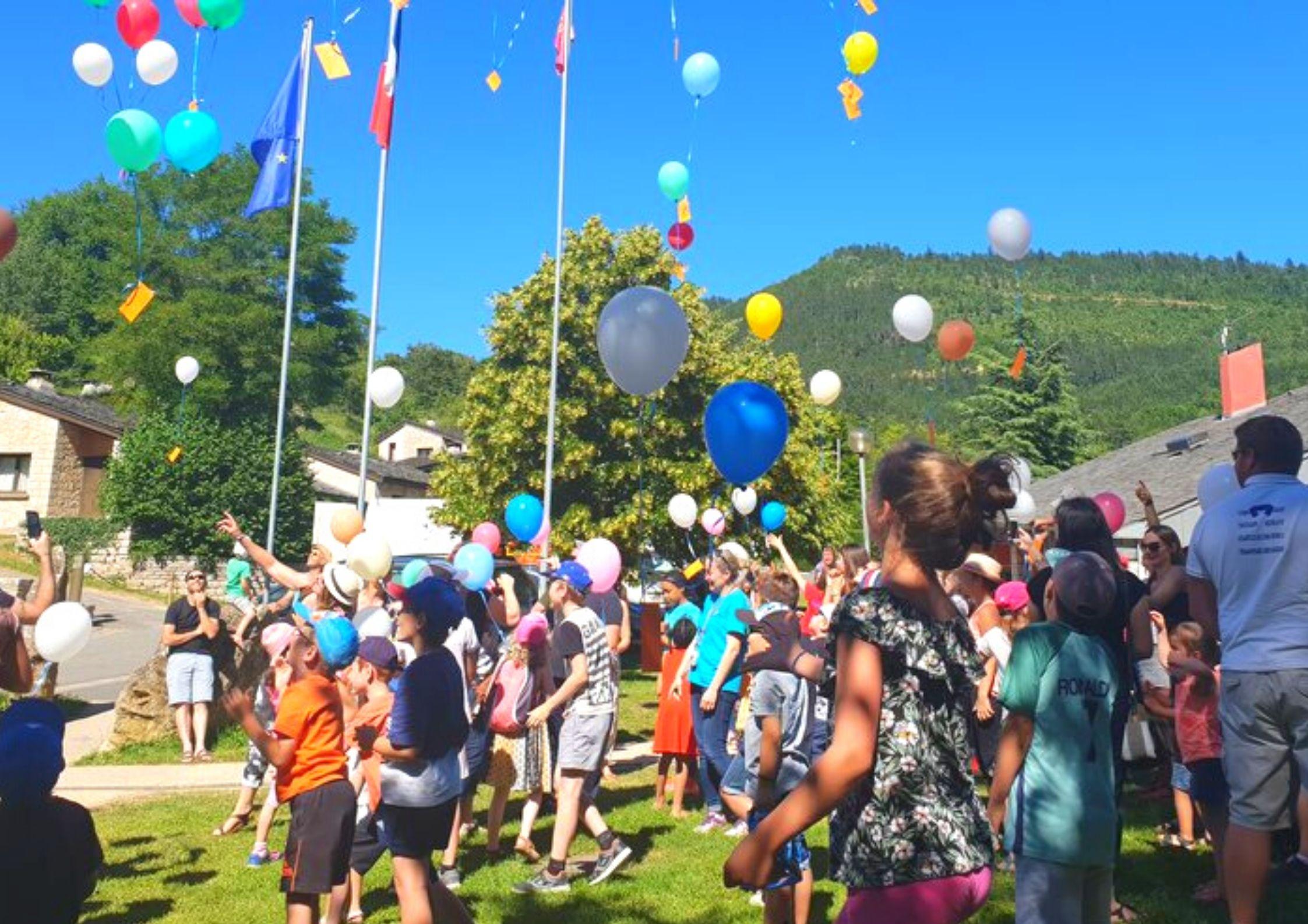 Fête annuelle de Chanac sur la place du Camping