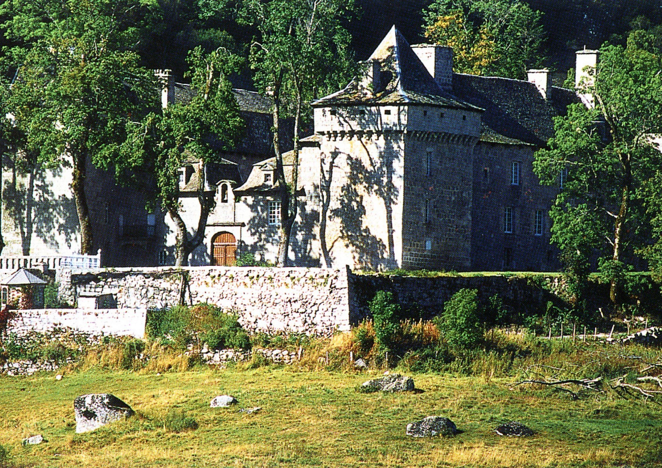 Activités autour de Chanac - Château de la Baume