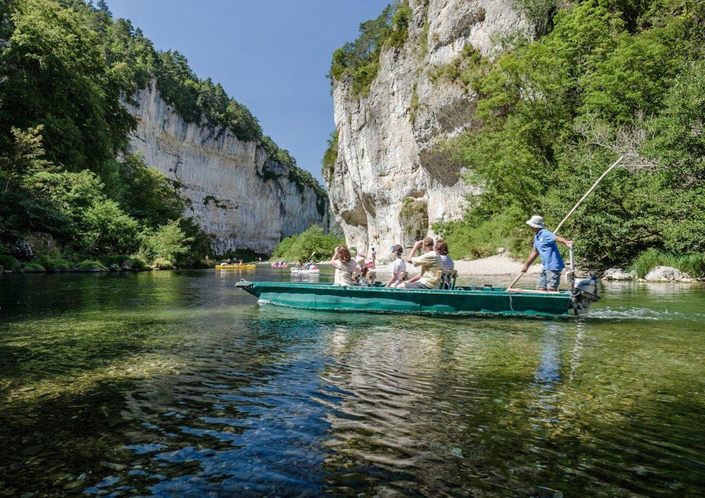 Activités autour de Chanac - Bateliers des Gorges du Tarn